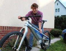 Fahrrad neu erfunden